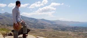 Above Karystos, south Evia, 2012