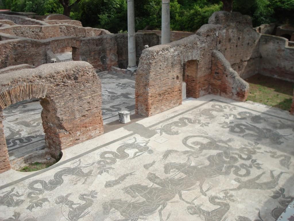 Projekt Ostia Antica, Itálie