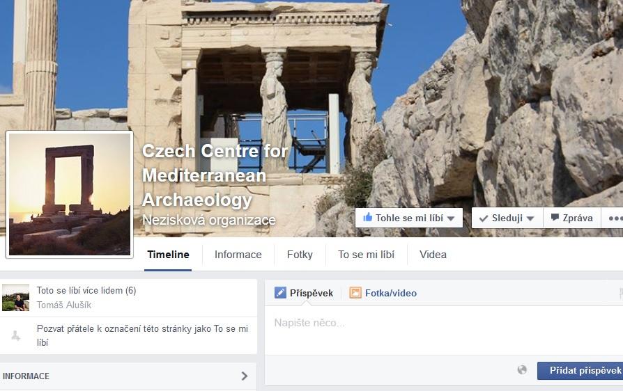 (čeština) Jsme i na FB